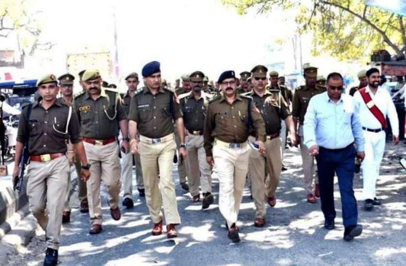 लोकसभा चुनाव से पहले पुलिस की बड़ी चहलकदमी से बढ़ी अराजकतत्वों की धड़कने, अपराधियों के लिए पुलिस का बड़ा ऐलान