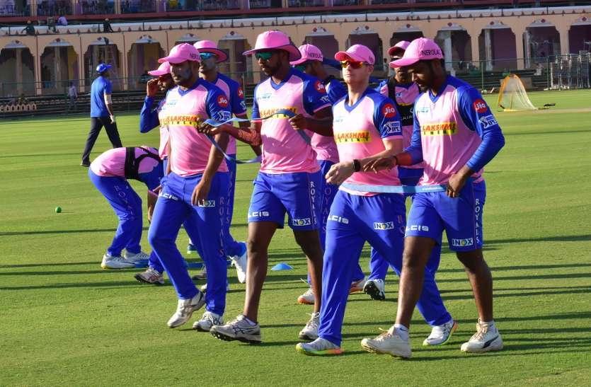जानिए आपकी राजस्थान रॉयल्स इस आइपीएल 2019 में कब और कहां खेलेगी