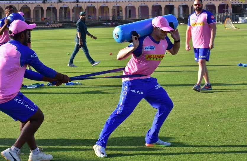 जयपुर में एक भी मैच नहीं हारी राजस्थान रॉयल्स