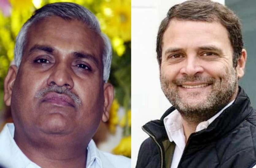 कांग्रेस ने बाबू सिंह कुशवाहा की पार्टी से किया गठबंधन, चंदौली समेत इतनी लोकसभा सीटें दीं