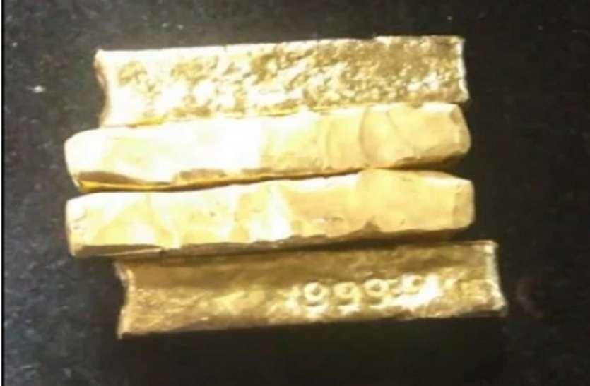 प्राइवेट पार्ट में सोना छिपा कर दिल्ली ले जाने की तैयारी में था व्यक्ति, एयरपोर्ट पर धराया