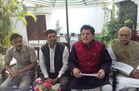 भाजपा सरकार ने अच्छे दिनों का वादा करके जनता के साथ छल किया-नकवी