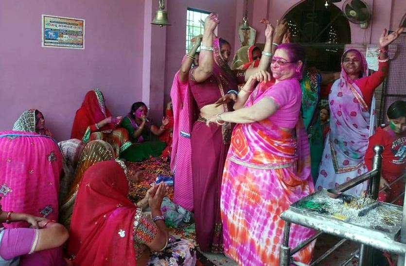 फागोत्सव : चंग बाज्यों रे सांवरिया थारा मन्दिर में...