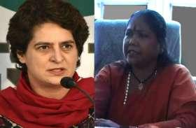 प्रियंका गांधी की चुनावी गंगा यात्रा पर साध्वी निरंजन ज्योति का बड़ा बयान, किया ये दावा