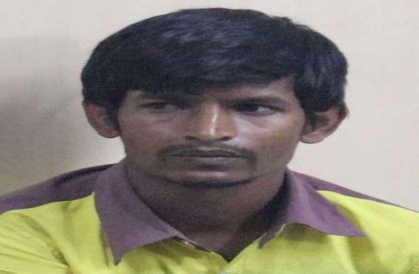 नौ वर्षीय मासूम के अपहरण का आरोपी गिरफ्तार