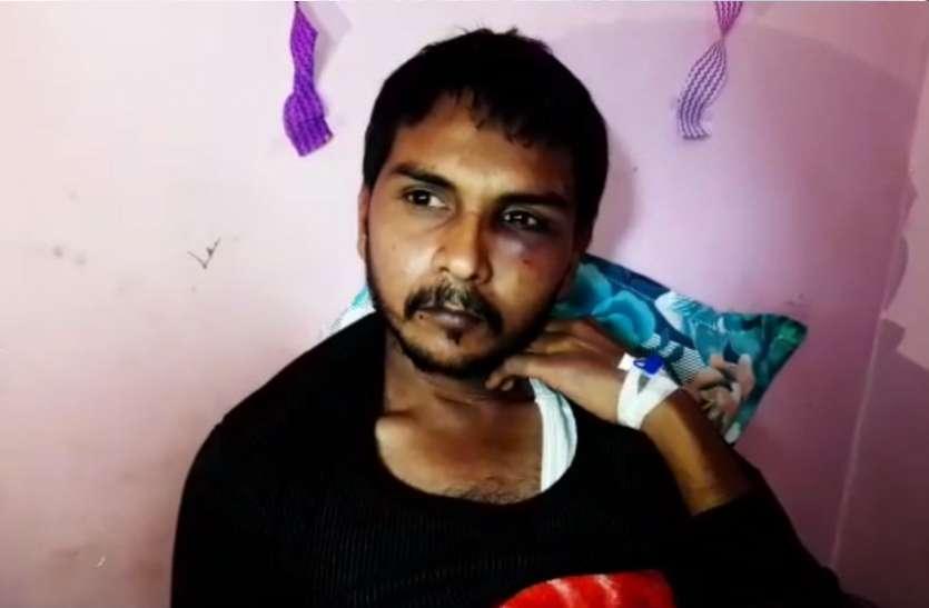 क्राइम ब्रांच से बताकर सपा नेता को उठा ले गए बदमाश, फिर जो किया हैरान कर देने वाला था, देखें वीडियो