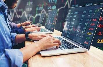 रुपए की मजबूती से शेयर बाजार में बंपर बढ़त, सेंसेक्स 300 अंकों तक उछला, निफ्टी 11,500 के पार