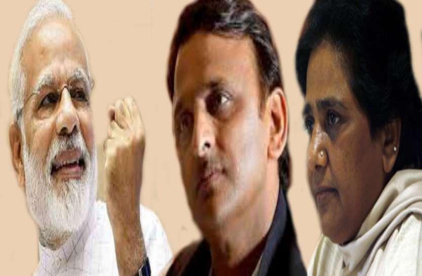 Loksabha Election 2019: यहां पर अभी तय नहीं गठबन्धन से कौन होगा मैदान में