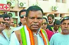 16 साल बाद गांव पहुंचे मंत्री लखमा ने कहा- भाजपा ने सत्यानाश कर दिया, अब सबका होगा विकास