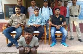 छत्तीसगढ़ पुलिस ने पूर्व नक्सली को झारखंड से किया गिरफ्तार, 18 साल में दर्ज हैं 18 अपराध