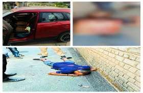 न्यायालय के इर्द-गिर्द फैला रहा पुलिसिया जाल,  हत्या का संदेही सरेंडर करने नहीं पहुंचा कोर्ट