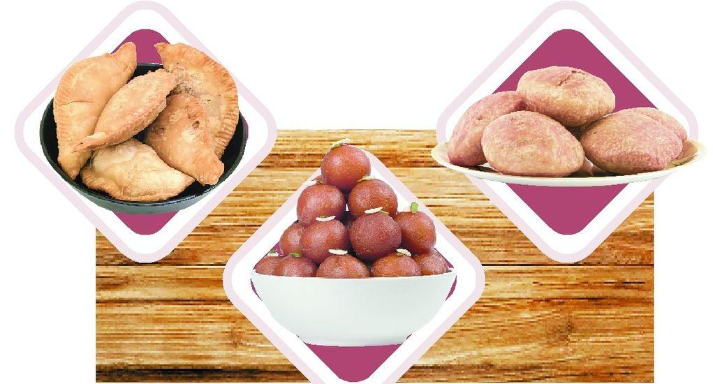 होली स्पेशल : घर बनाएं कम कैलोरी व आसानी से पचने वाले पकवान