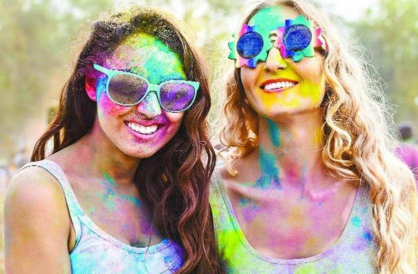 केमिकल से खराब होती है त्वचा, घर बनाएं प्राकृतिक रंग