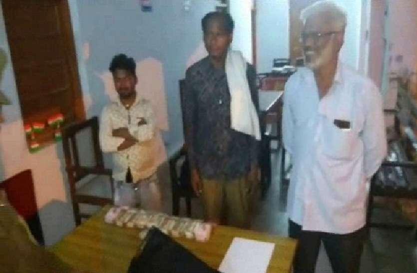 शहर के सभी होटल, गेस्ट हाउस, लॉज पर पुलिस का छापा, जानें कितने रुपए हुए बरामद