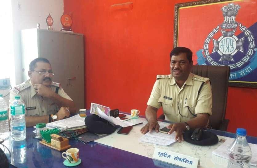 श्योपुर पुलिस का तुगलकी फरमान,दोपहर बाद होली खेलने पर लगाई पाबंदी