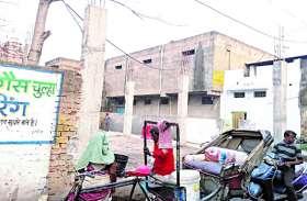 नजूल पर खड़ी हो रही बिल्डिंगें, निगम कर रहा बेजा कब्जा नहीं होने का दावा