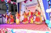उदयपुर के इस कॉलेज में आयोजित वार्षिकोत्सव के दौरान जमकर थिरके विद्यार्थी