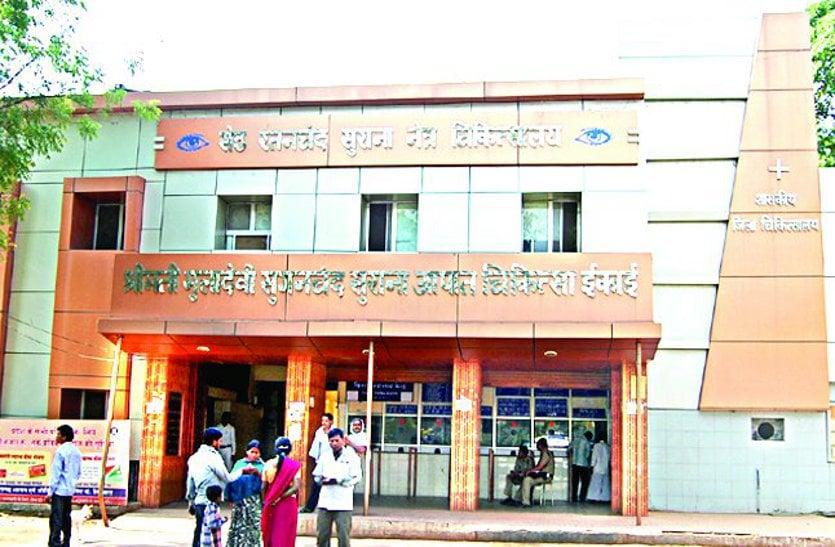 CG Holi 2019 : सरकारी अस्पताल का ओपीडी रहेगा बंद, केजुअल्टी में आपात सुविधा उपलब्ध रहेगी