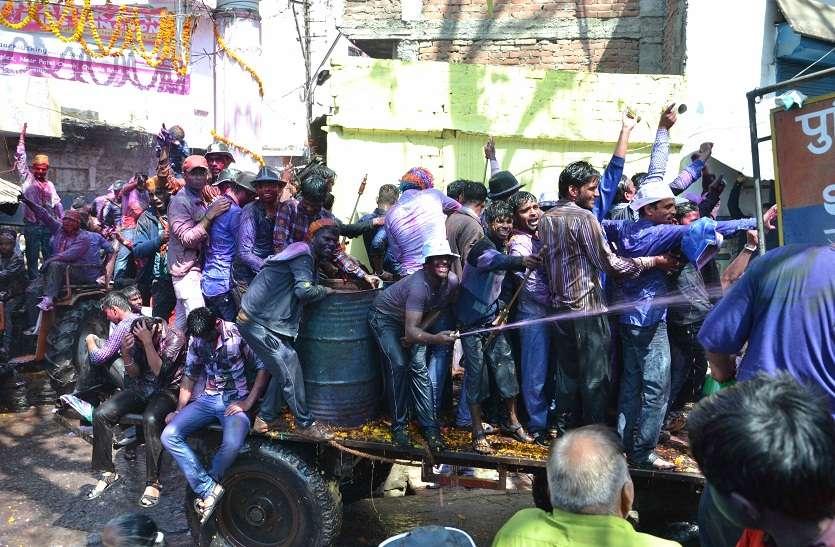 धूमधाम से निकलेगी शहर में राम बरात, सुरक्षा के पुख्ता इंतजाम