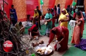 यूपी के इस जिले में अनोखे ढंग से होगा होलिका दहन, देखें वीडियो