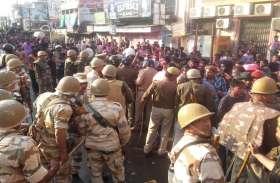 चुनाव के पहले माहौल बिगाड़ने की कोशिश, होली की राम बारात के दौरान हुआ पथराव, पुलिस ने मोर्चा संभाला