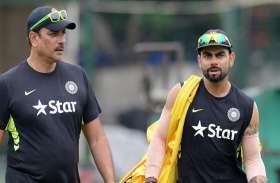वर्ल्ड कप के बाद खत्म हो रहा है रवि शास्त्री का कार्यकाल, विंडीज दौरे तक कॉन्ट्रैक्ट बढ़ा सकती है BCCI