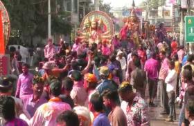 तस्वीरों में देखिये बरेली की प्रसिद्ध राम बरात