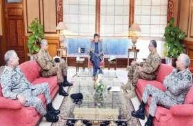 पाकिस्तान: इमरान खान ने दी भारत को चेतावनी, हमला हुआ तो मुंहतोड़ जवाब देंगे