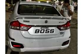 वाहनों में 'गृह एवं परिवहन मंत्रालय' के साथ 'राज', 'बॉस' का जलवा देख 'सत्यमेव जयते' जपती रही पुलिस