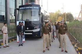 अब 3.7 करोड़ की इस बस से दिल्ली की सुरक्षा करेगी Police, जानें इस बस की खूबियां