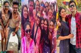 Holi 2019 Tv Stars: हिना खान से लेकर निया शर्मा तक...ऐसी मनी टीवी सितारों की रंगीन होली