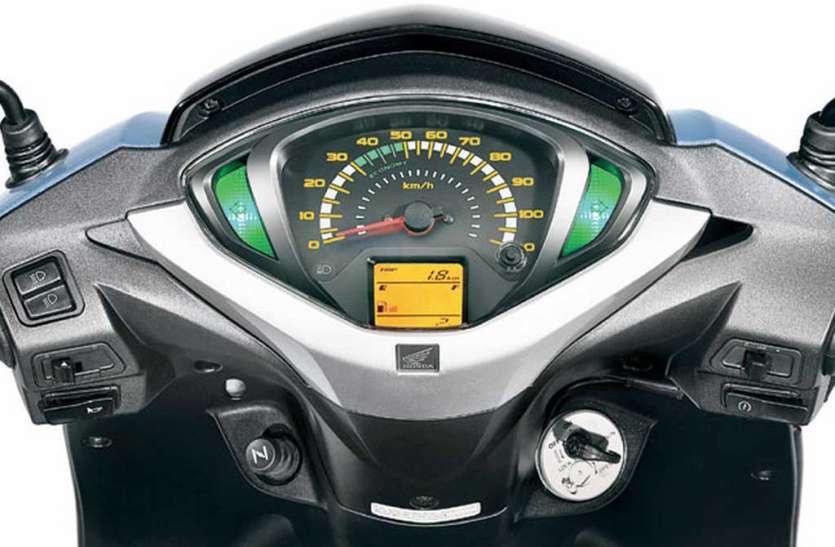 बदल गया है Honda Activa 125, टेस्टिंग के दौरान आया नजर
