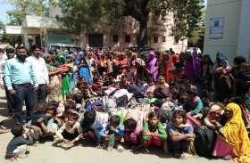 राजस्थान के इस गांव में दो पक्षों में झगड़ा, 16 दलित घायल,गांव छोड़ आए करौली, कलक्टर ने जाप्ते के साथ भेजा अस्थायी पुलिस चौकी खोली