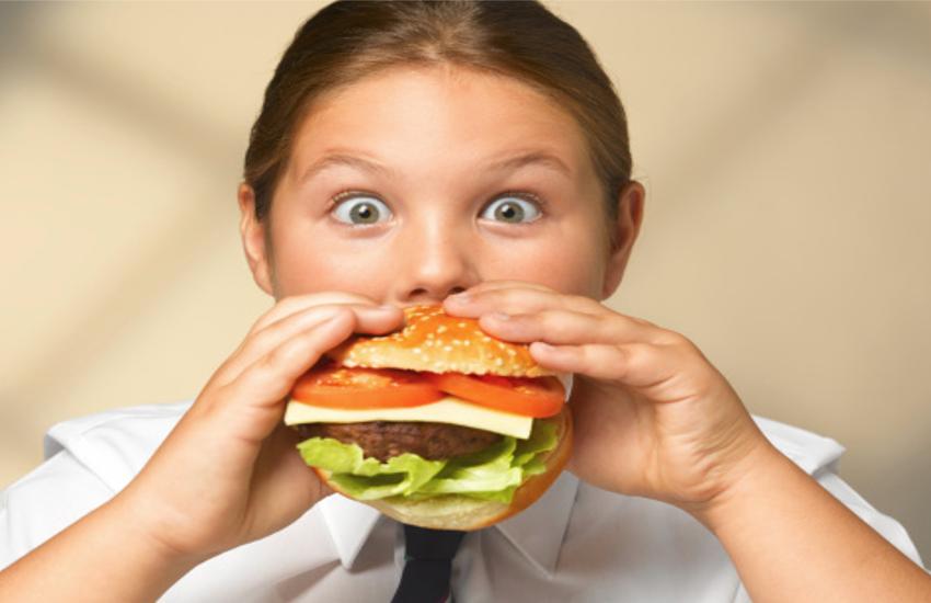 बच्चों में मोटापा बढ़ाता है नमक का अधिक उपयाेग