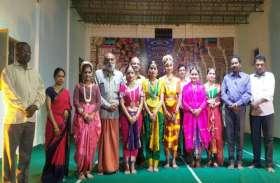 अयप्पा मंदिर के 20वें प्राण प्रतिष्ठा समारोह में हुई गुरुथी पूजा