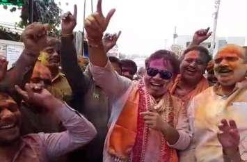 जब बृज के छोरा बन गए ऊर्जा मंत्री श्रीकांत शर्मा, देखें वीडियो