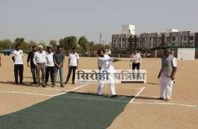 SIROHI उद्घाटन मैच में गोयली की टीम रही विजेता, मालवीय प्रीमियर लीग शुरू