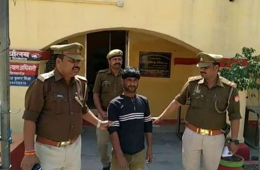 आठ वर्षीय मासूम के साथ दुष्कर्म कर हत्या करने वाले आरोपी को पुलिस ने दबोचा, देखें वीडियो