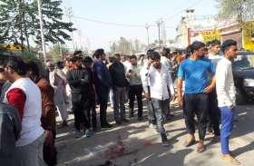 यूपीः दिल्ली हाईवे पर साइकिल चला रहे किशाेर काे ट्रक ने कुचला, माैत