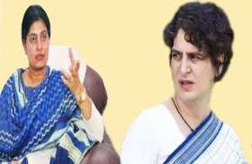 प्रत्याशी घोषित होने के बाद पहली बार मिर्जापुर दौरे पर अनुप्रिया पटेल, प्रियंका गांधी के यात्रा का देंगी जवाब