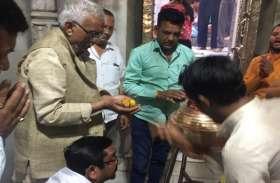 सपा प्रत्याशी ने लोक सभा चुनाव में विपक्षियों को मात देने के लिए किया ये खास टोटका