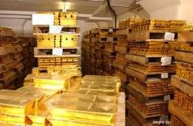 थाने से पुलिसवालों को बाहर निकालकर भर दिया गया सोना, जानिये कहां से आया इतना गोल्ड