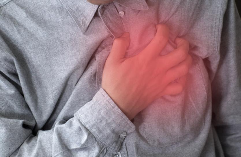 दिल की बीमारी से मधुमेह राेगियाें काे ज्यादा खतरा