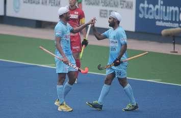 सुल्तान अजलान शाह कप में भारत की शानदार शुरुआत, जापान को 2-0 से दी मात