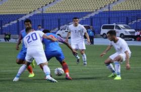 फुटबॉल: AFC U-23 क्वालीफायर में उज्बेकिस्तान ने भारत को 3-0 से हराया