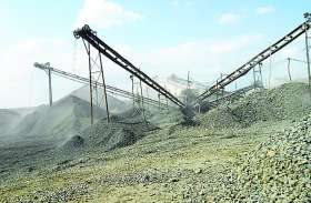 बिजली की खपत से पकड़ में आ रही गड़बड़ी, क्रेशर माफिया ने चार साल में बना डाली 2200 करोड़ की अवैध गिट्टी