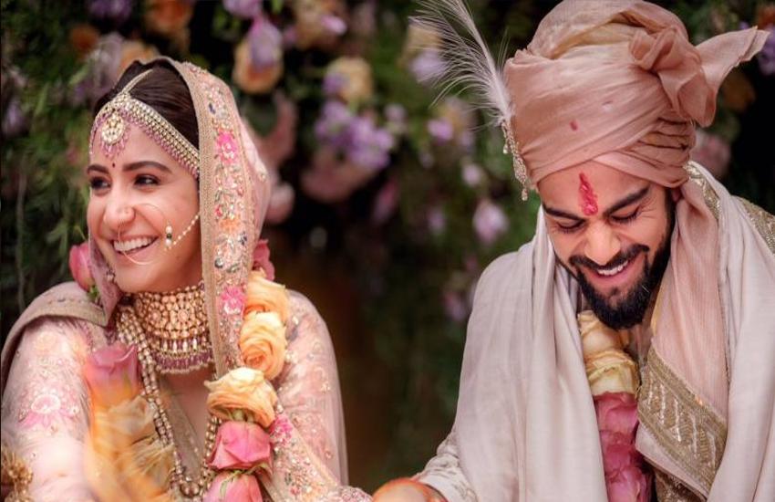 15 महीने बाद आया सामने आया अनुष्का-विराट की शादी का यह वीडियो, अब तक किसी ने नहीं देखा