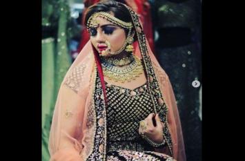 'बिग बॉस' फेम अर्शी खान बनी दुल्हन, सामने आई तस्वीरें