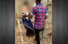 युवक ने की हैवानियत, नहीं मिला प्यार तो किया दुष्कर्म का प्रयास, फिर पत्थर से कुचलकर हो गया फरार