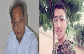 जम्मू कश्मीर के पूंछ में पाक पर जवाबी कार्रवाई में शहीद हुआ राजस्थान का लाल, CM अशोक गहलोत ने जताई संवेदना